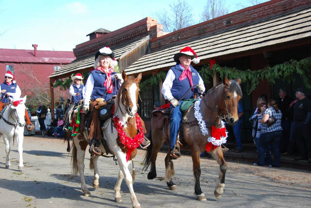 Columbia All Equestrian Christmas Parade