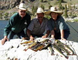 BCHC members with monster trout